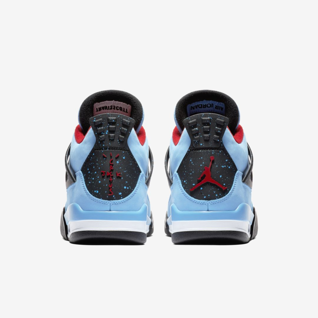 8dde8ee4bd7 Travis Scott x Air Jordan 4 official imagespic.twitter.com/nghYuRCvi1. 5:18  PM - 9 May 2018