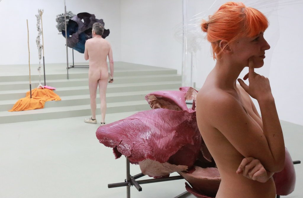 """test Twitter Media - The @nytimes reporter Thomas Rogers writes about his experience touring the exhibition 'Discord, Daughter of the Night"""" at the @PalaisdeTokyo museum in Paris, France.  https://t.co/uoqOBXUlWl https://t.co/OaOKUl6sSO"""