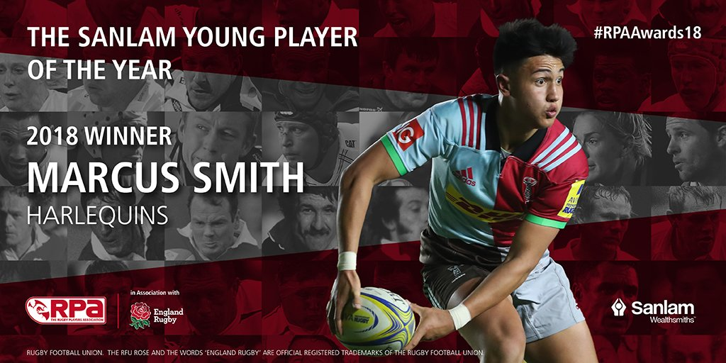 Your Young Player of the Year... Congratulations @02msmith ⭐ ➡ bit.ly/RPALIVE