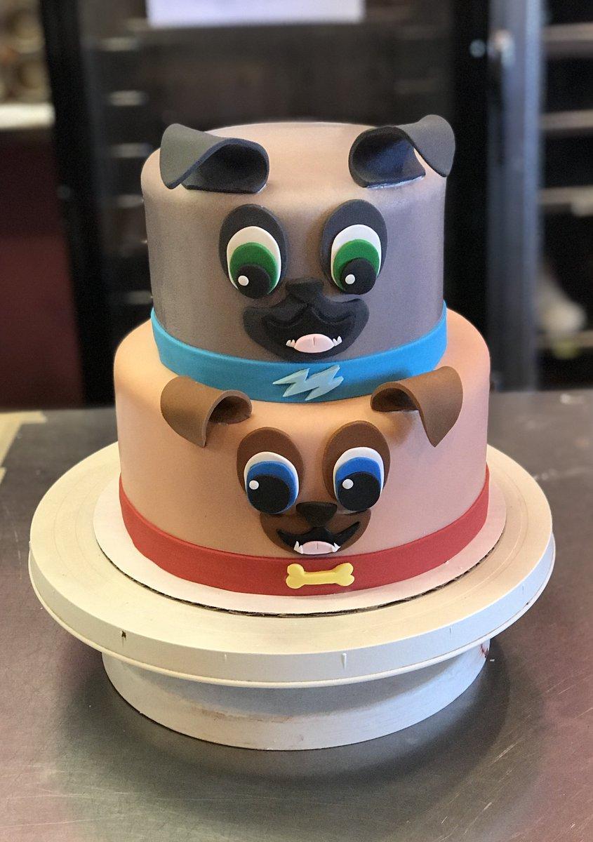 Puppydogpals Disney Birthday Cake Birthdaycake Frostingsva Rvapictwitter Ih6Lf1y5HF