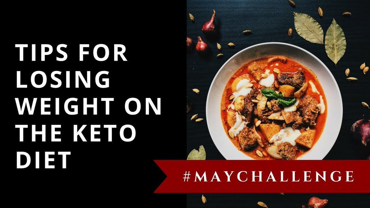 Keto It Simple For Success On Twitter Day 8 Of The Maychallenge