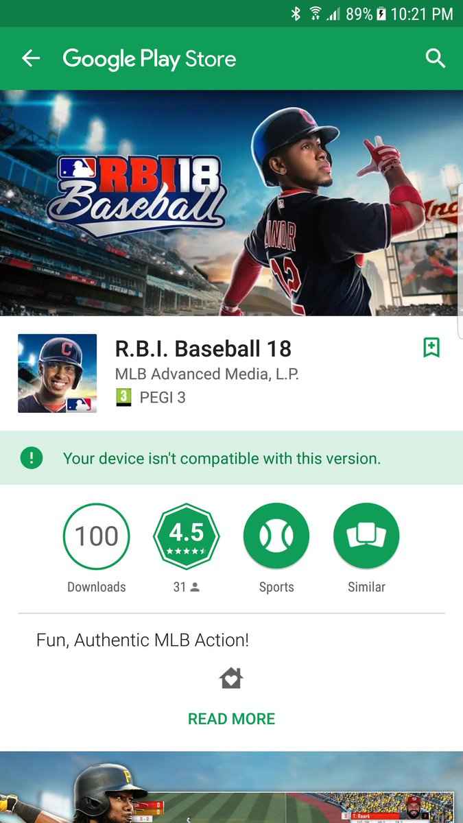 Rbi Baseball 19 On Twitter Weve Released On Android Get