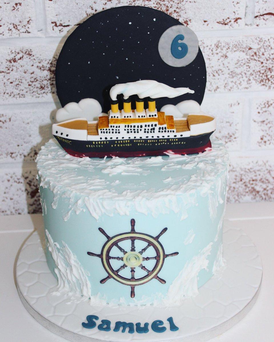 Jons Cakes On Twitter Titanic Ship Sailing Cruise Cakedecorating Cake Birthday Birthdaycake Cakesmanchester Manchestercakes Manchester Sea