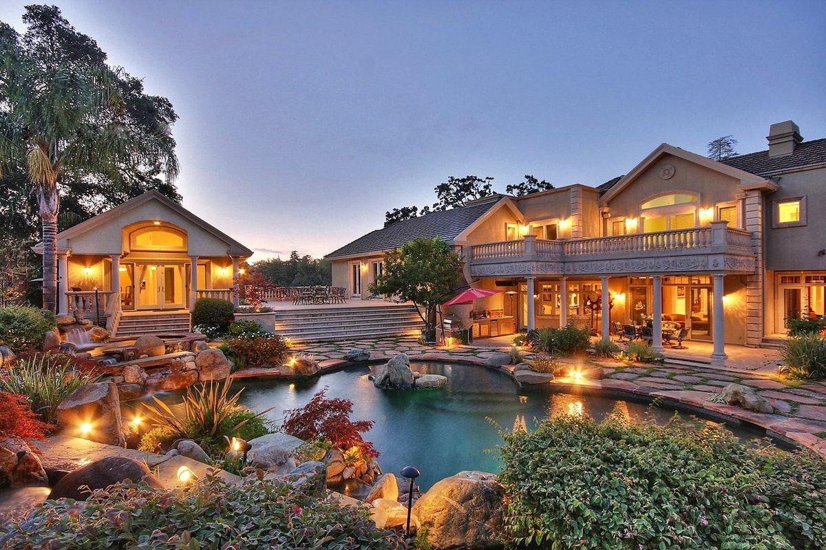 Silicon Valley Backyard Oasis