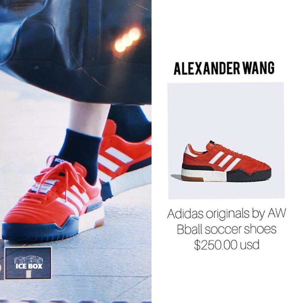 Adidas Wang Jacksonwears Twitter On 180510 Shoes Alexander wqqpHzAS 86a21a8ae76f