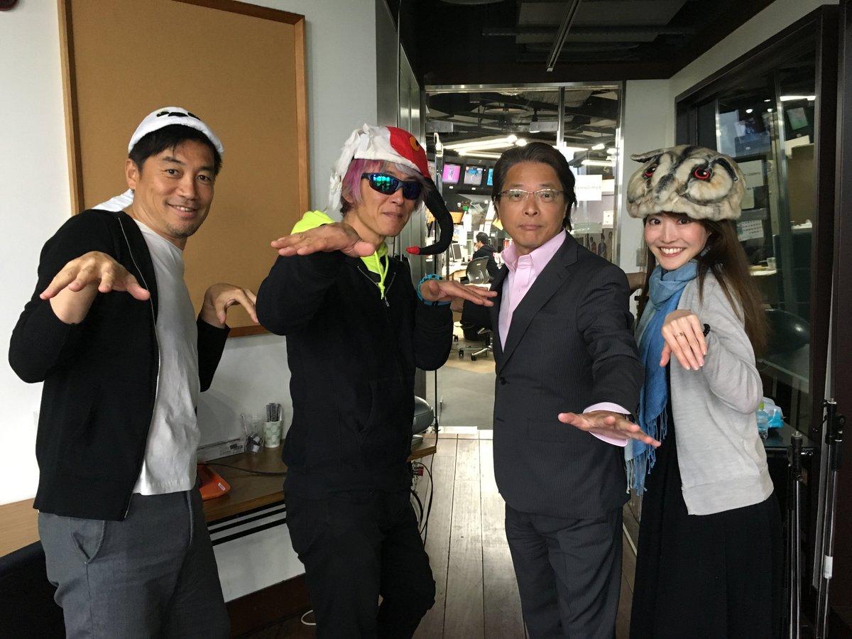 TOKYOFM/JFN「クロノス」 on Twi...
