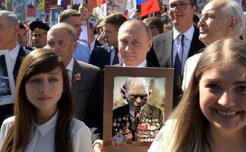 """""""Закон этот действует"""", - Крищенко сообщил, что украинцы все реже используют запрещенную символику - Цензор.НЕТ 6643"""