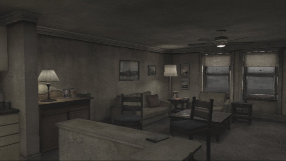 The Safe Room On Twitter Room 302 Silent Hill 4 The Room