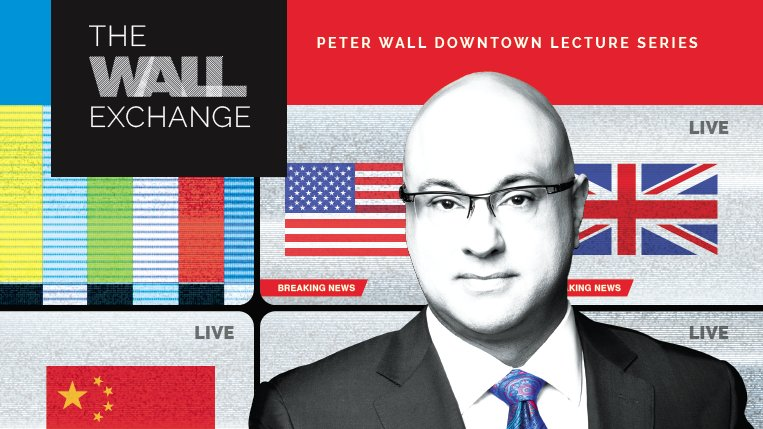 """I'll be in #vancouver tomorrow, Weds May 16, delivering @WallInstitute lecture on """"The Weaponization Of Culture"""" at @VogueTheatre. Read my thoughts here: https://t.co/ReTR8RLNGo Then reserve your FREE ticket here: https://t.co/pmTD829MuQ #WallX #UBC https://t.co/8GhVVwoj6h"""