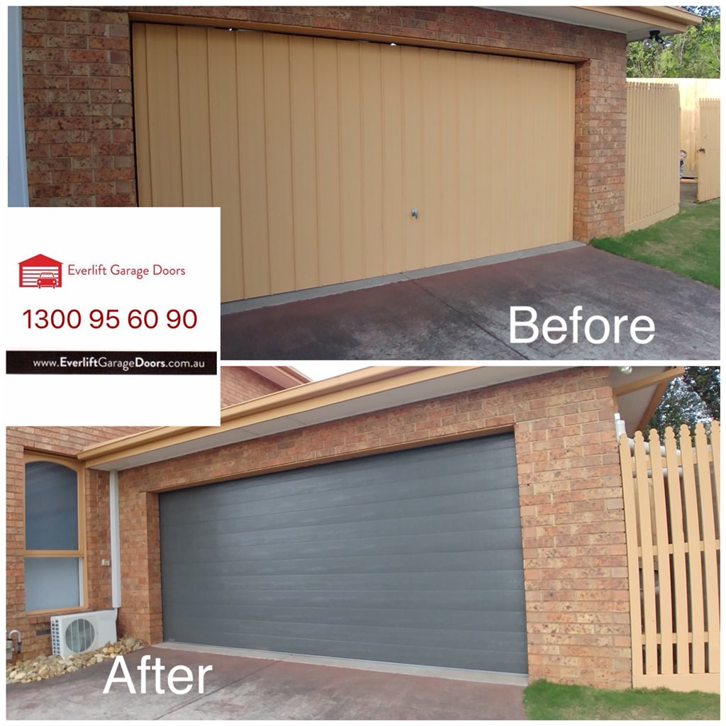 Everlift Garage Door On Twitter Gliderol Textured Colorbond