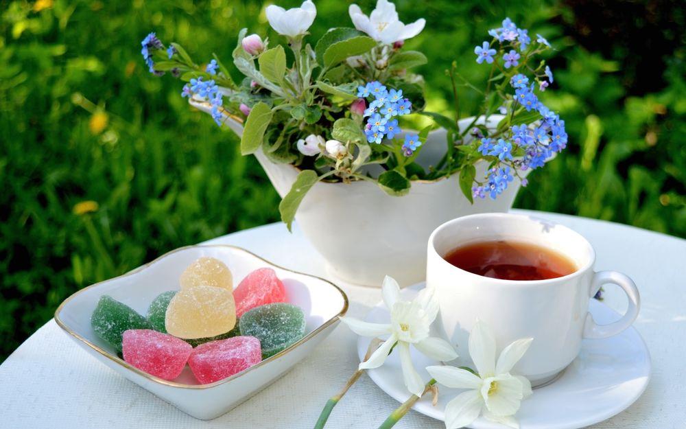 Открытки доброе утро прекрасного дня внесения красота летние