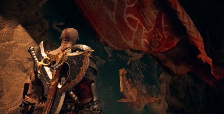 What if Kratos is Tyr? : GodofWar