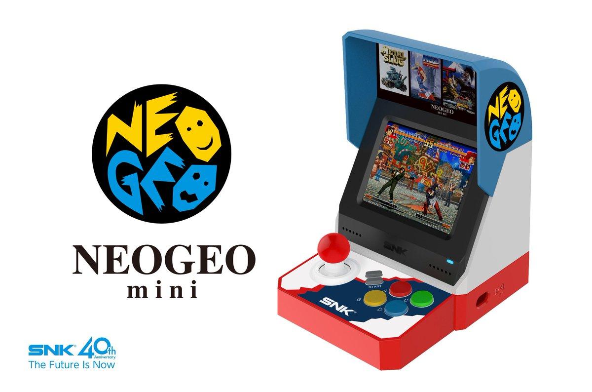 「NEOGEO mini」