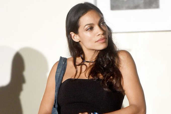 Happy birthday to the fierce, beautiful, and talented Rosario Dawson!