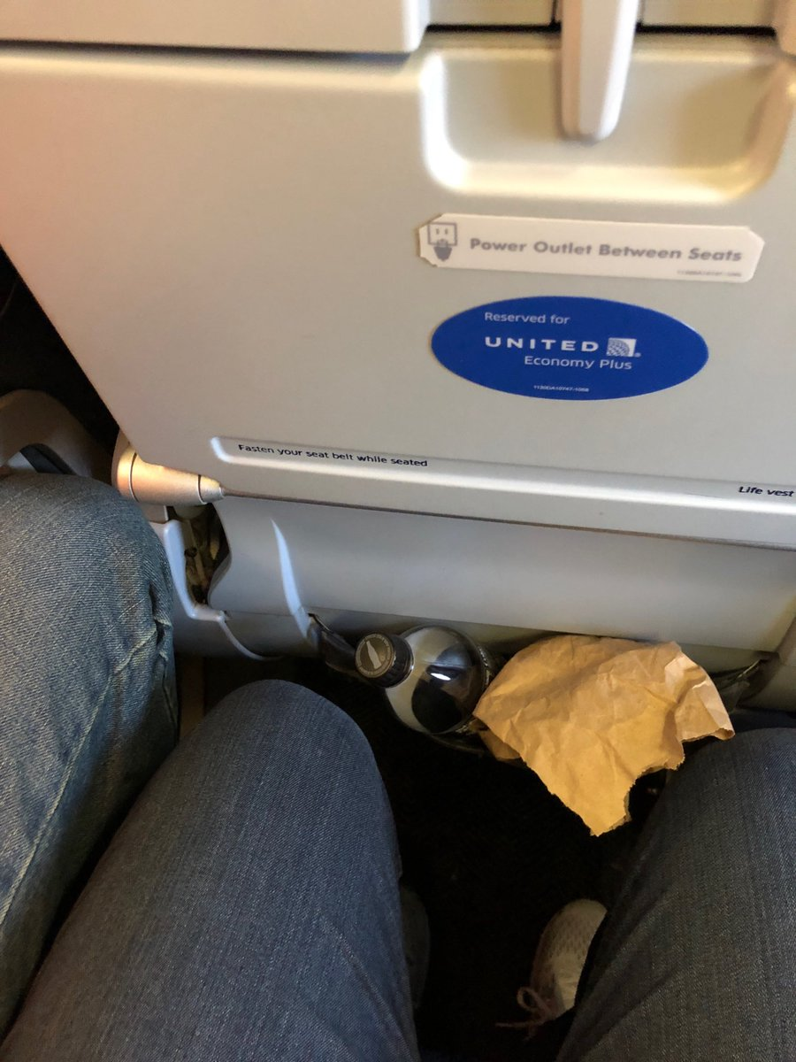 United Airlines On Twitter We Will Pass Along Your Feedback To Our Inflight Team Thank You Mt
