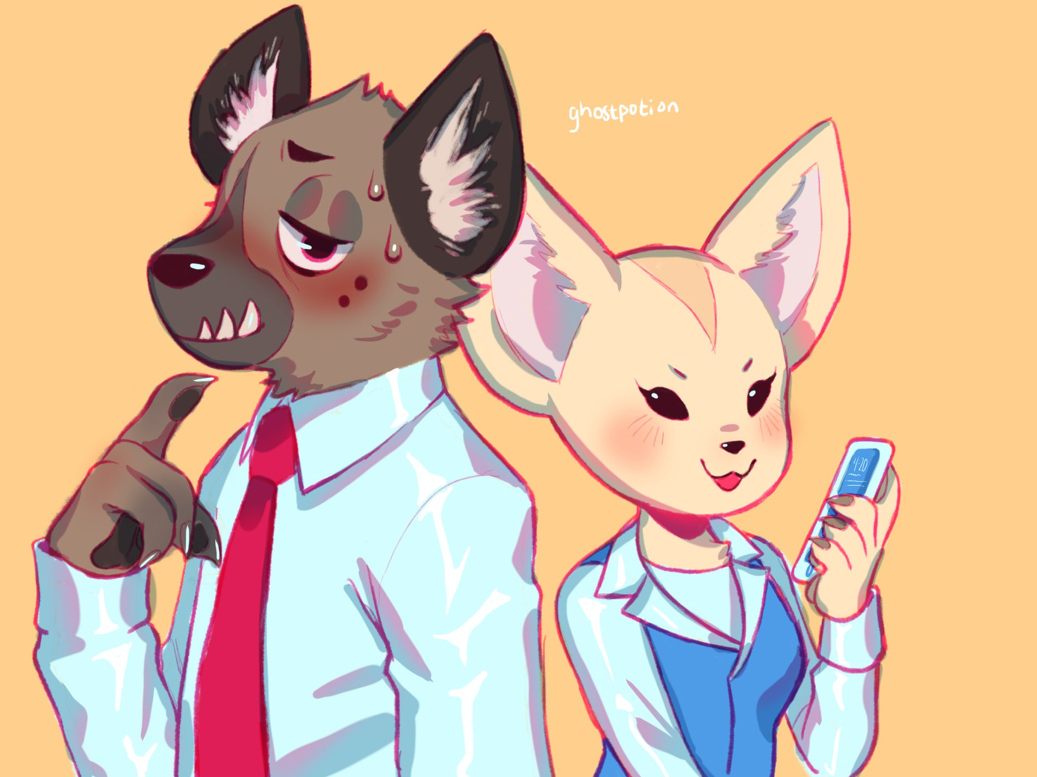 Furry on main #aggretsuko https://t.co/4VbZHBZgk5