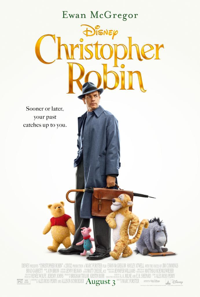 Disney's photo on #ChristopherRobin