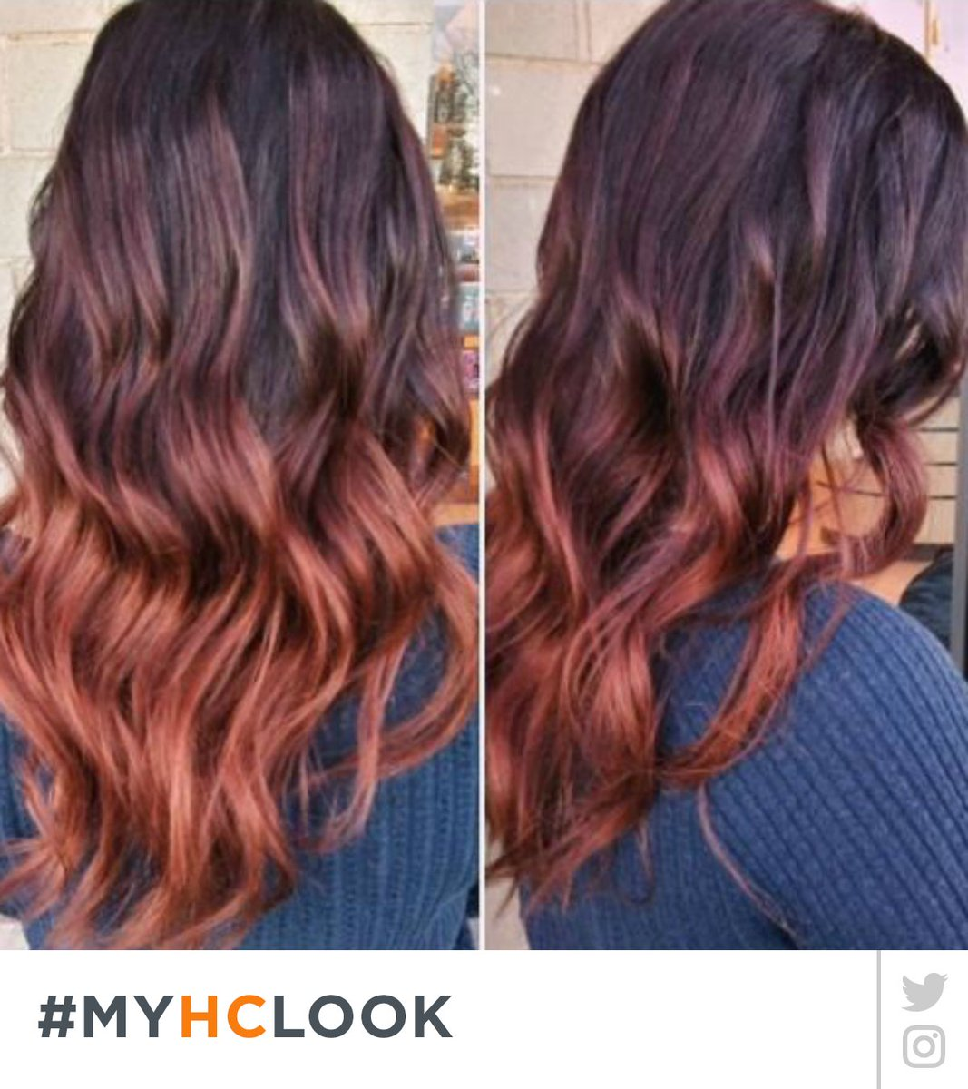 Hair Cuttery On Twitter Ombre Hairgoals Melt Into Sunset Colors
