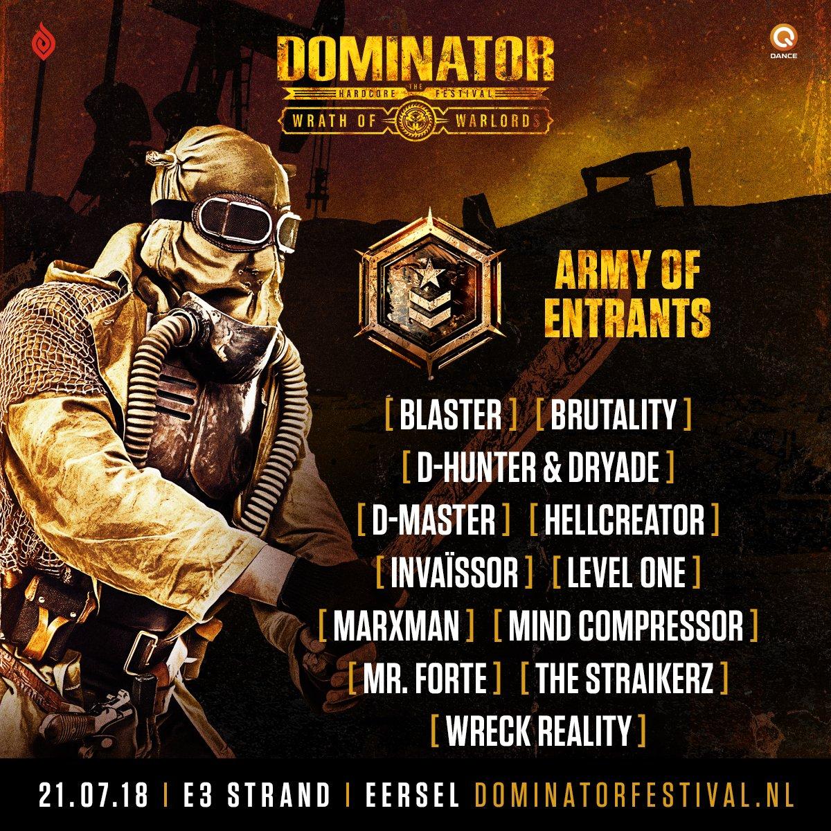 Dominator Festival on Twitter: