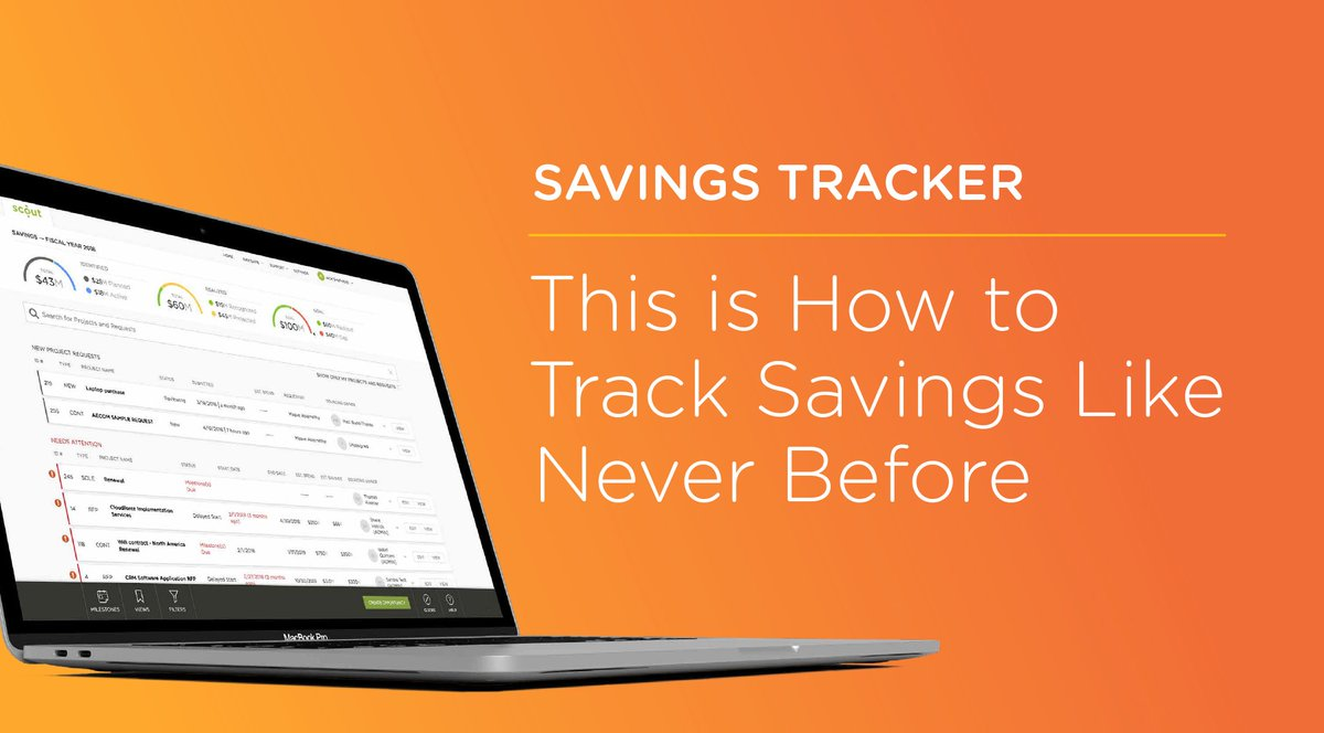 scout rfp on twitter identify analyze and align your savings