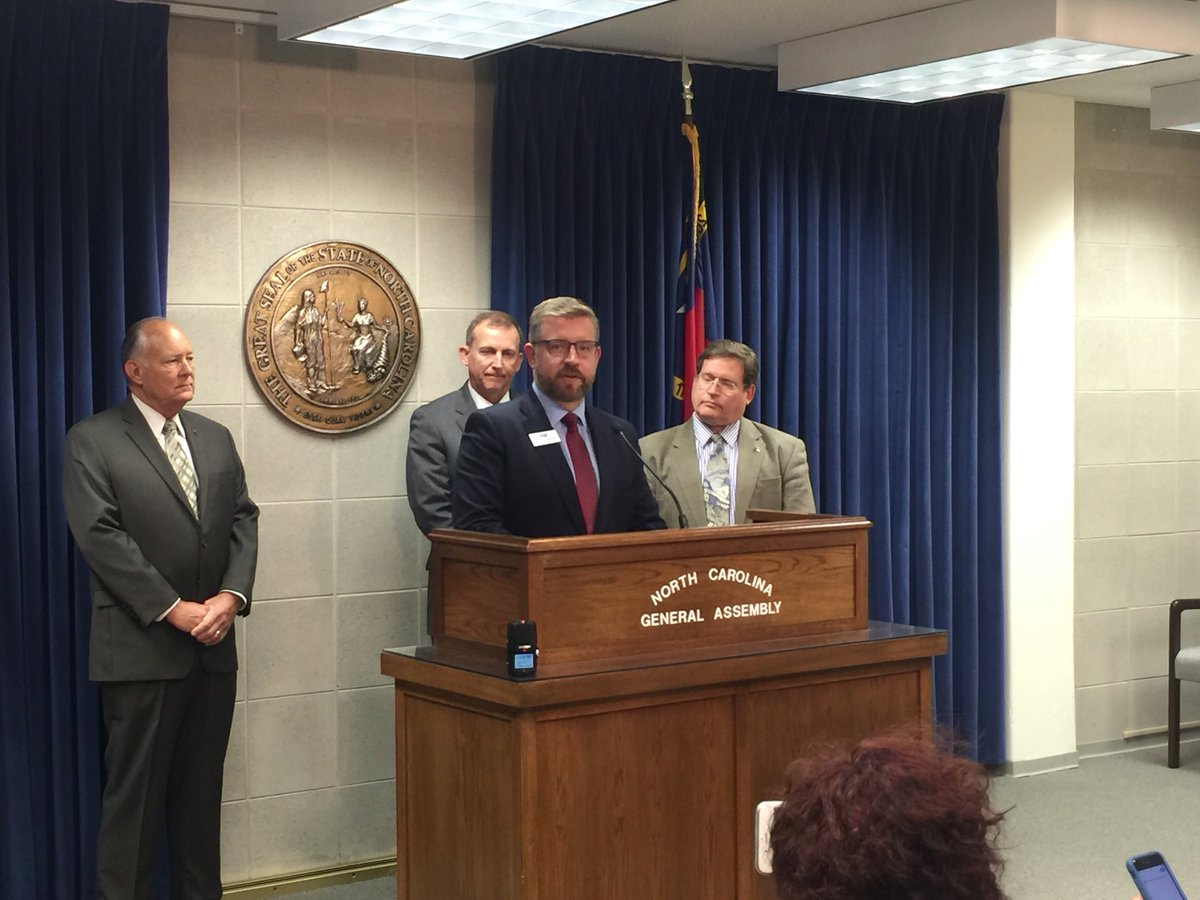 At @ncga where state employee pay package is being announced. Solid pay package for state employees and life changing for state employee making less than a living wage. #ncga #ncpol @RobBroomeNC<br>http://pic.twitter.com/vVdjgN3yWu