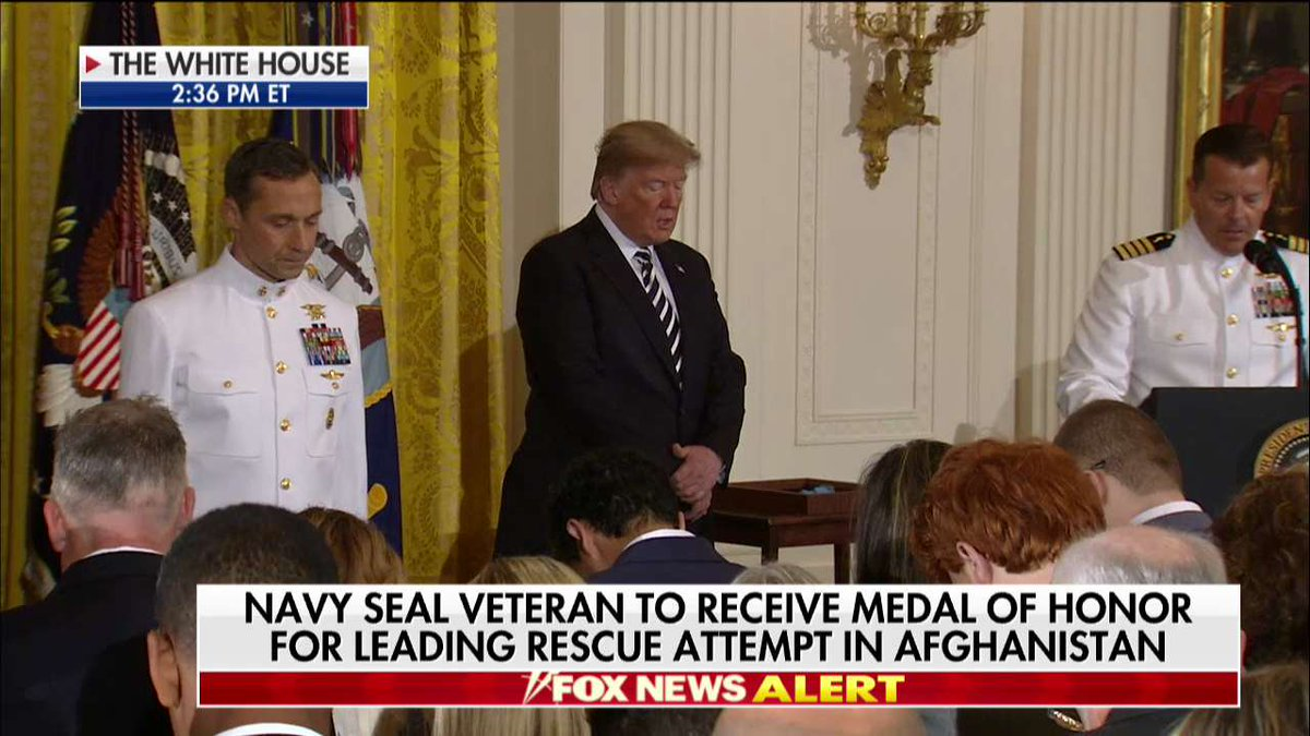 Navy Seal veteran to receive Medal of Honor