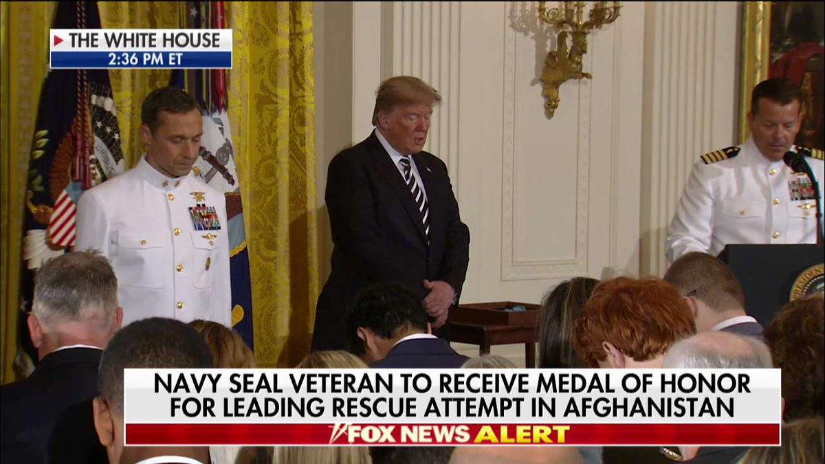 Navy Seal veteran to receive Medal of Honor