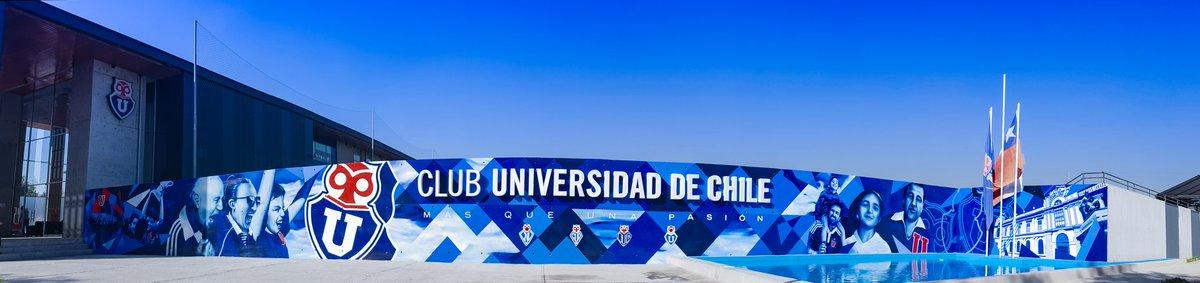 Feliz aniversario @udechile 😍 #SentimientoInexplicable