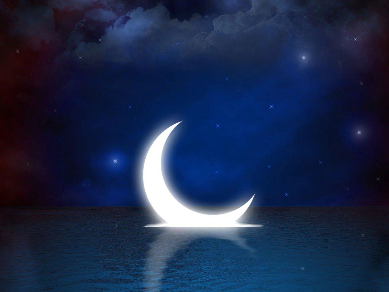 Мусульманские картинки спокойной ночи