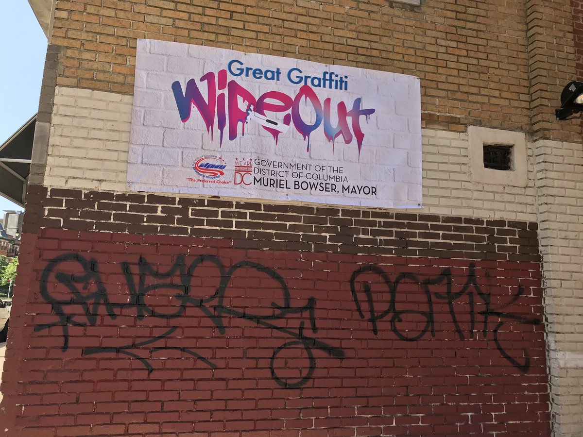To get more info about our 8 week graffiti removal blitz visit us on our website backtobasicsdc http dpw dc gov release bowser pic twitter com