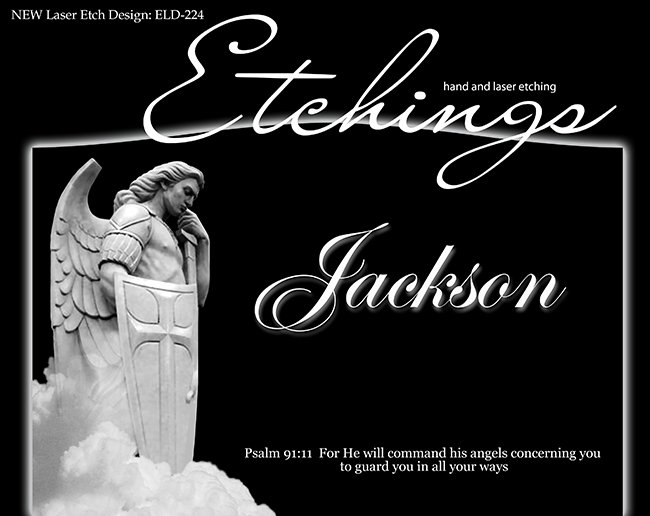 To create memorials with stunning detail think about laser etching - instead of sandblast - especially on jet black granite! Ask for our Etching Catalog Today! <br>http://pic.twitter.com/f1p0OujWUf