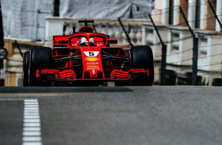 F1: Gp Monaco 2018: Ferrari, Un utile giovedì di libere a Monaco