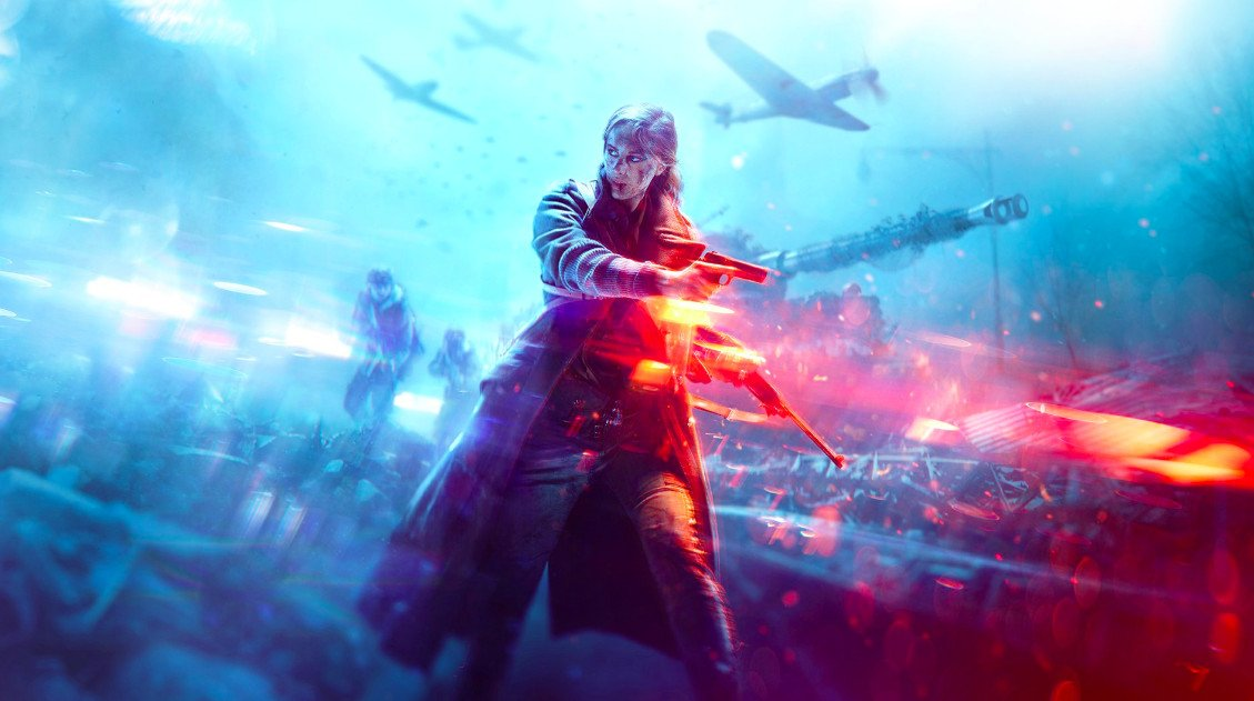 Battlefield V fans who failed history are mad the game has women in it https://t.co/Qrc4GH51Wi