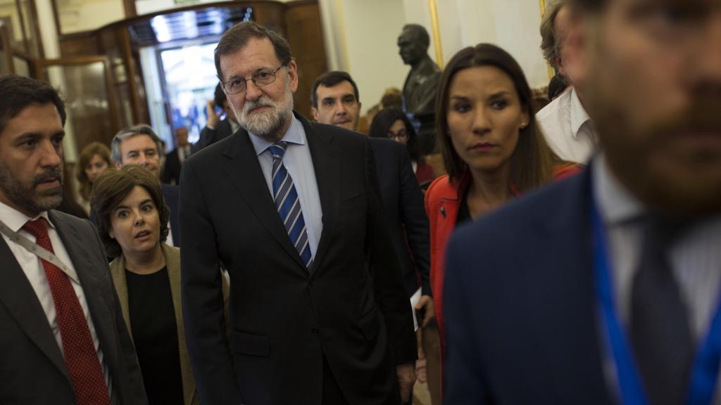 Spagna, il Pp di Rajoy condannato per corruzione https://t.co/iY6G5grruH