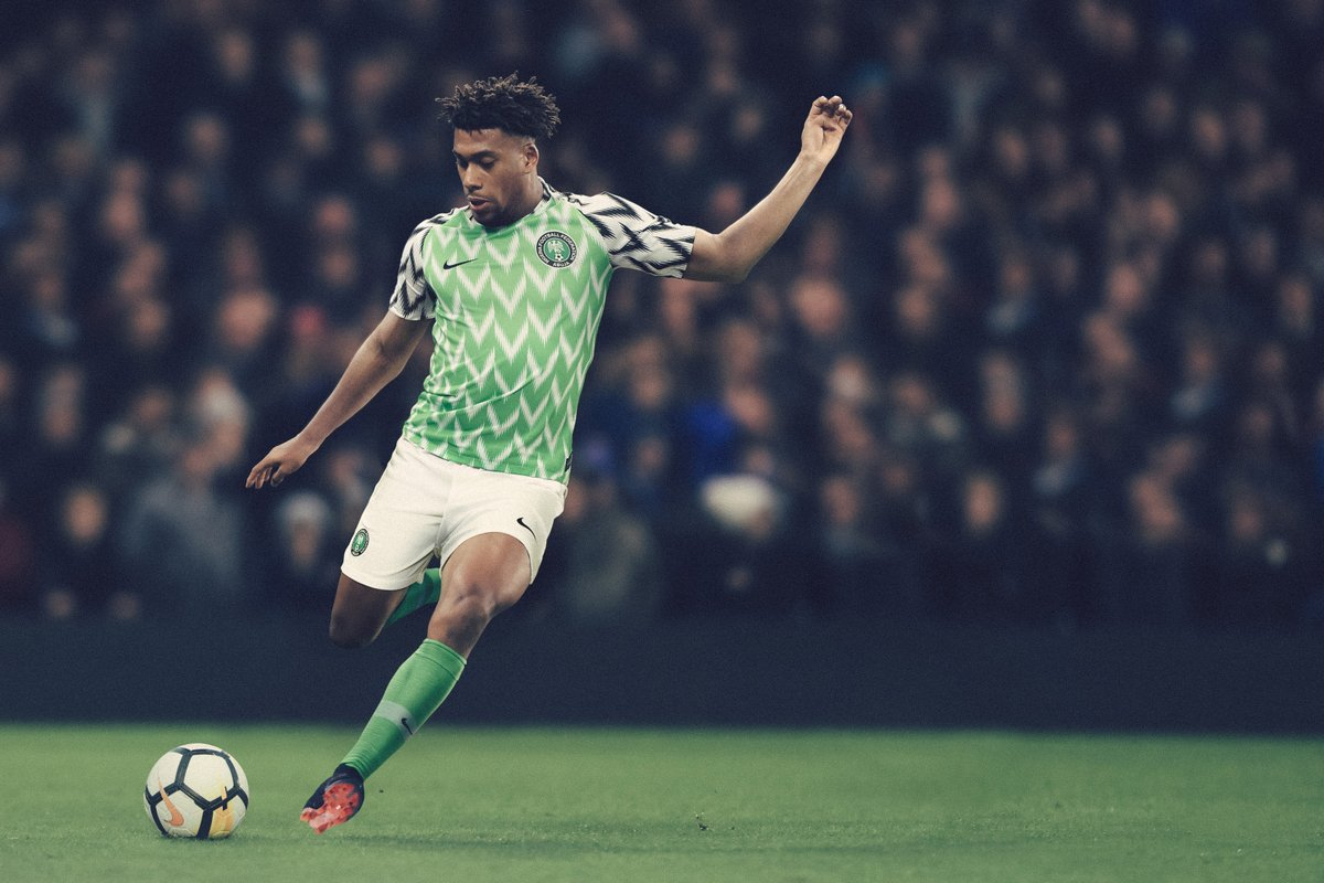3 million people pre-ordered Nigeria's World Cup kit 🔥