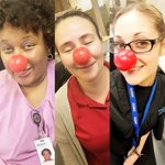SNEW is raising awareness to help end child poverty! #rednose #rednoseday2018
