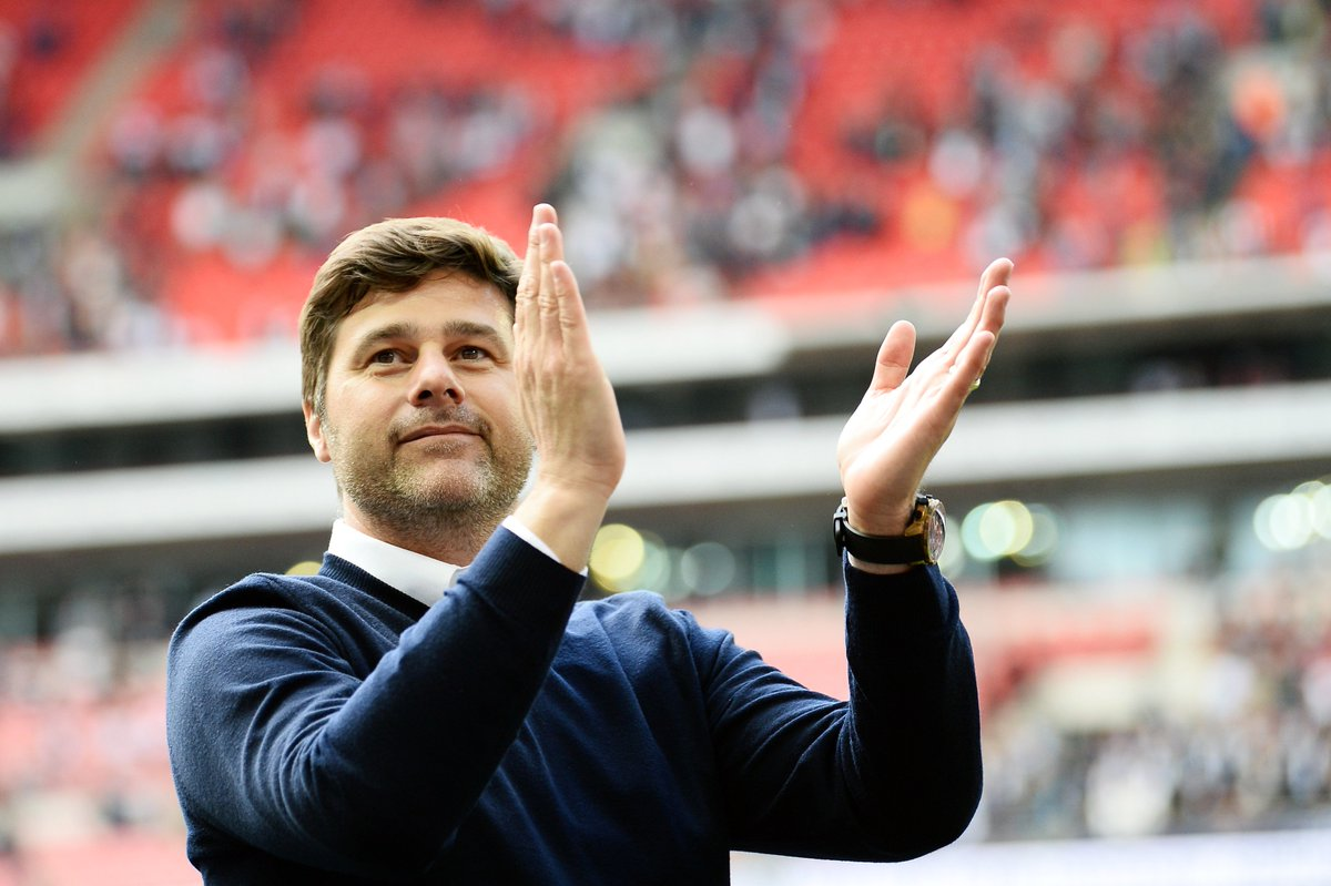 📝 We are delighted to announce that Mauricio Pochettino has signed a new five-year contract with the Club, which runs until 2023.    First Team Coaching staff Jesús Pérez, Miguel D'Agostino & Toni Jimenez have also agreed new contracts. 🙌   More ▶️ https://t.co/F4xw7B65E7