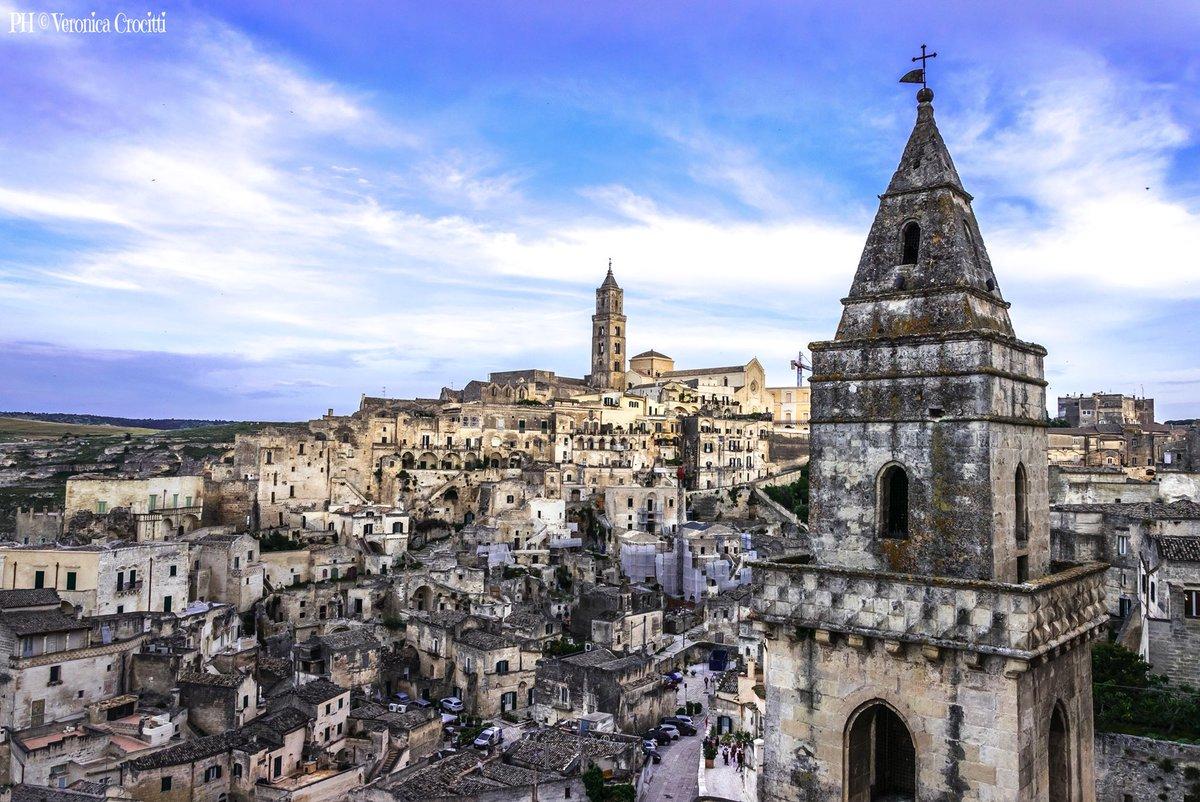 Matera via @scorcidimondo #travel #Matera #Matera2019 #Italy #beautyfromitaly