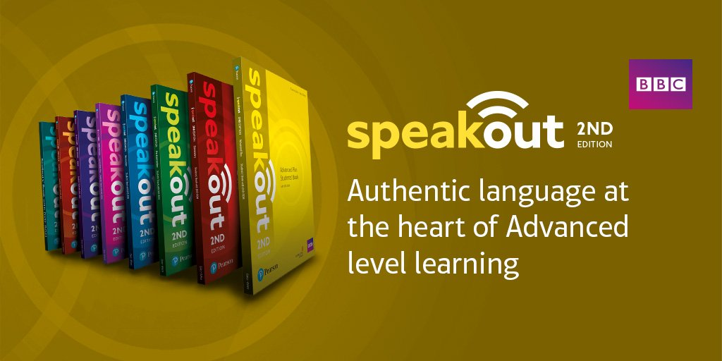 Speak Out Advanced Book