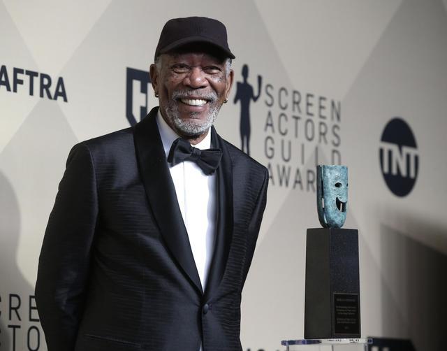 ++ Secondo @CNN 8 donne accusano l'attore Morgan Freeman di #molestie ++ #MeToo