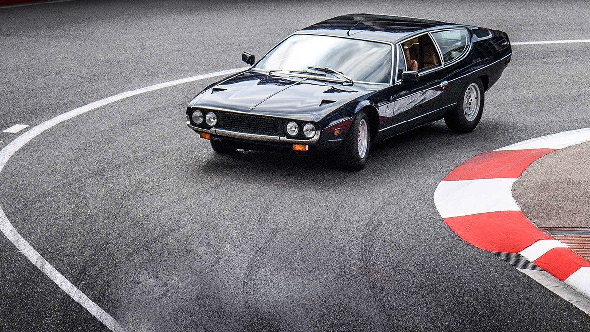 Lamborghini On Twitter At The Wheel Of Espada Mitja Borkert Head