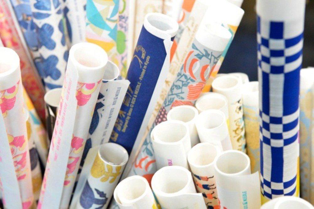 紙の祭典「紙博」京都で - クリエイター・文具店など71組が出展、ユニークなデザインの紙や雑貨 - https://t.co/jKDHr1cTHP