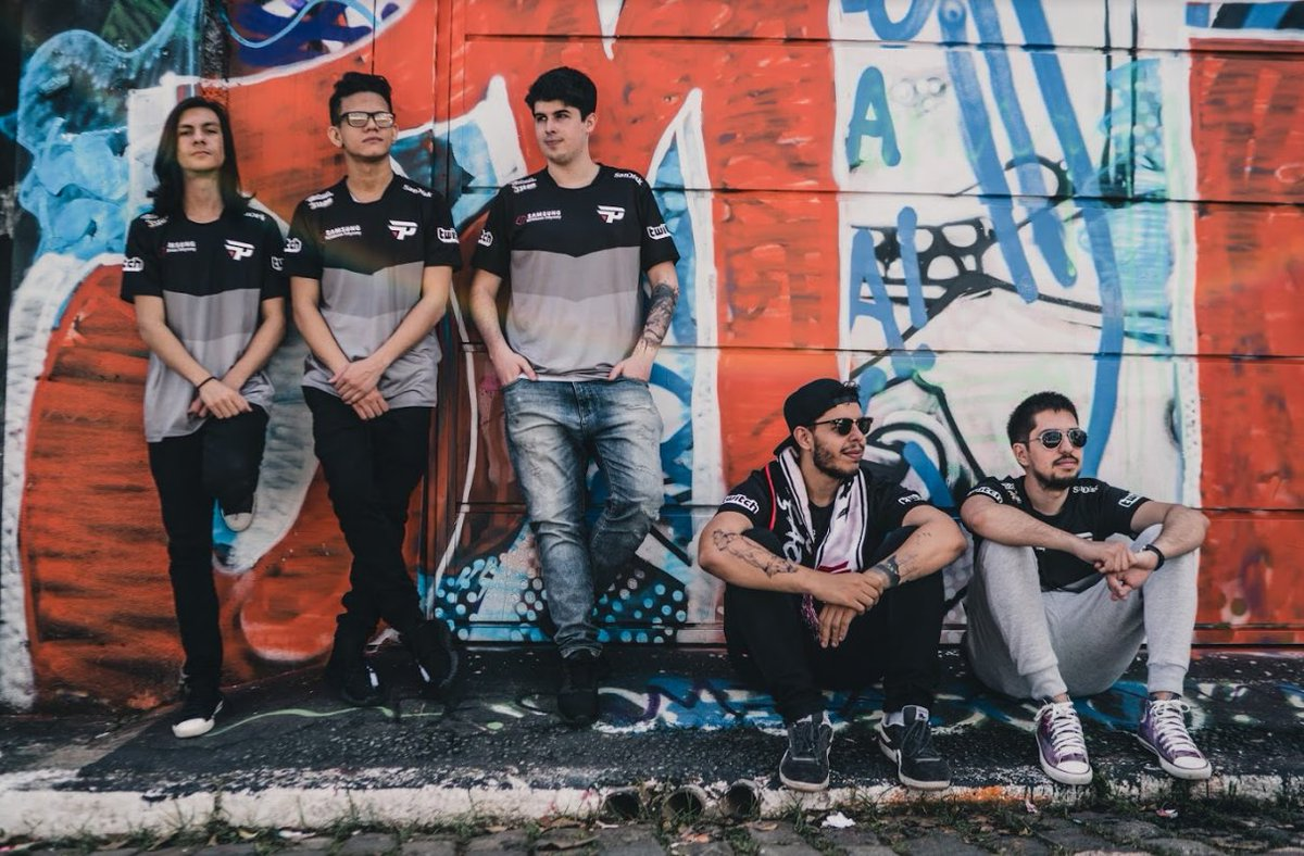 paiN Gaming's photo on #ESLOne