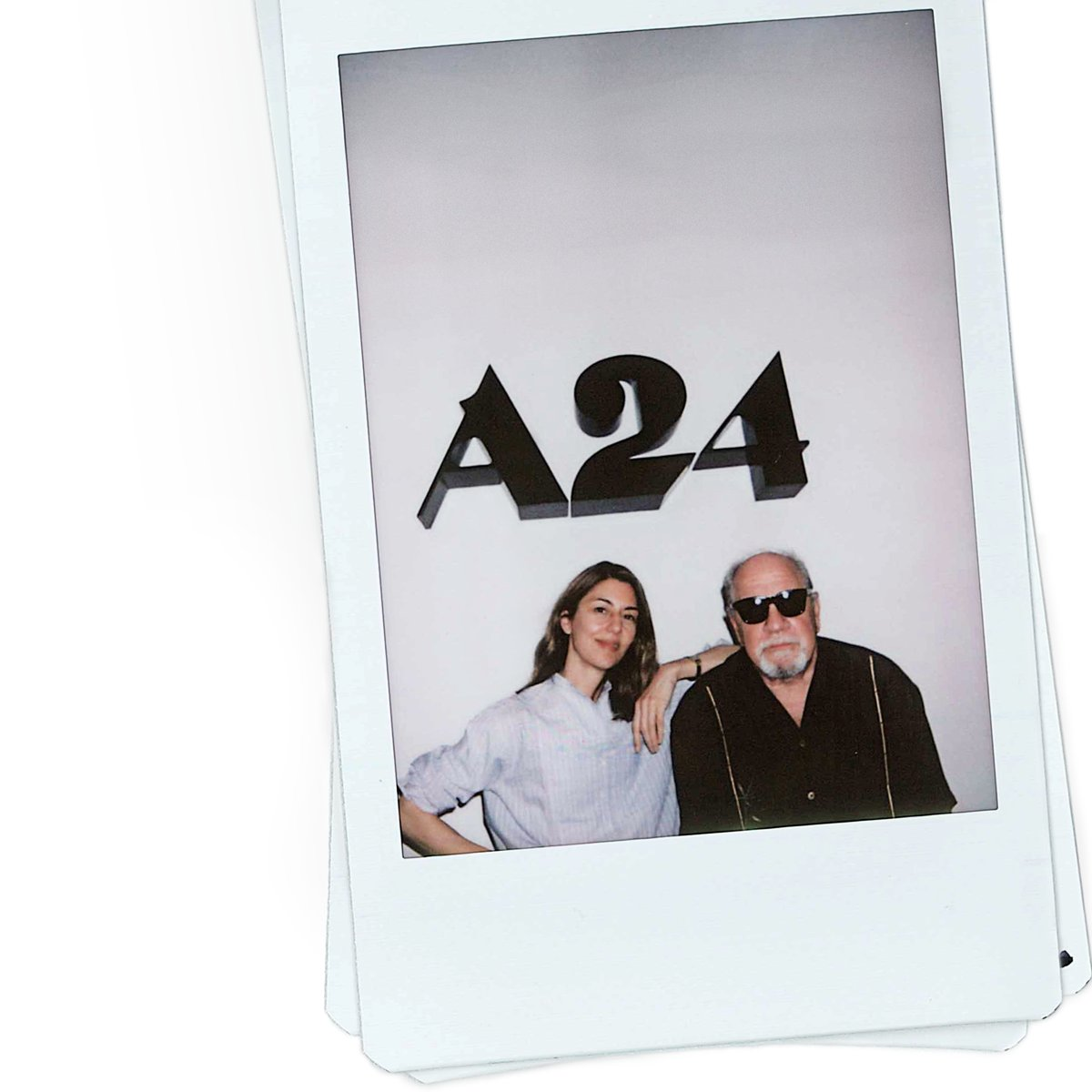 Next week on The A24 Podcast: Paul Schrader & Sofia Coppola