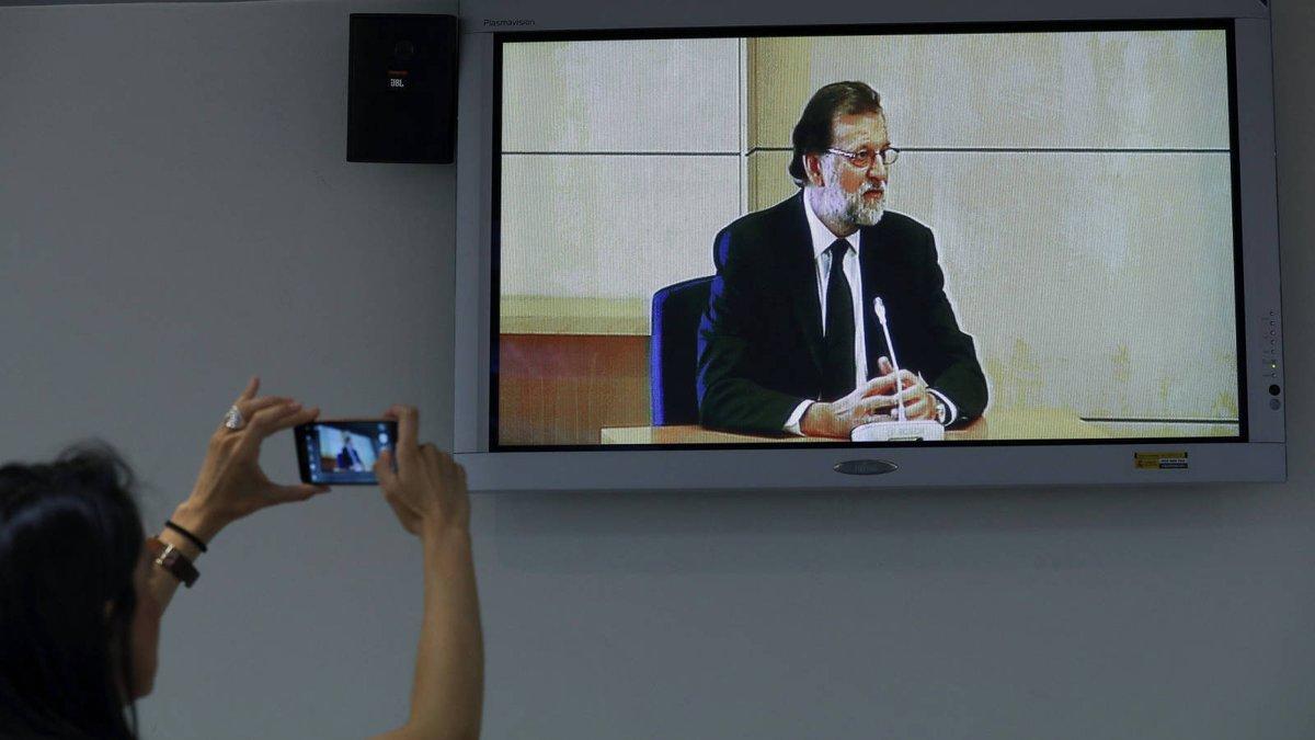 La sentencia de Gürtel duda de la 'credibilidad' del testimonio de Rajoy https://t.co/1xIvi8ShhZ