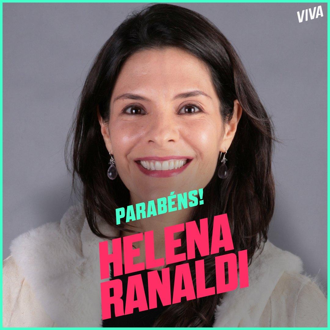 Hoje é o dia da Helena Ranaldi! 🎈 #explodecoraçãonoviva