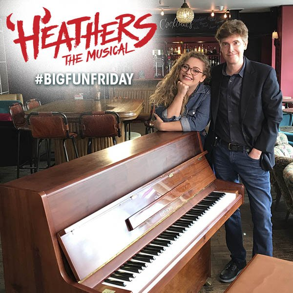 #Heathers Latest News Trends Updates Images - TheOtherPalace
