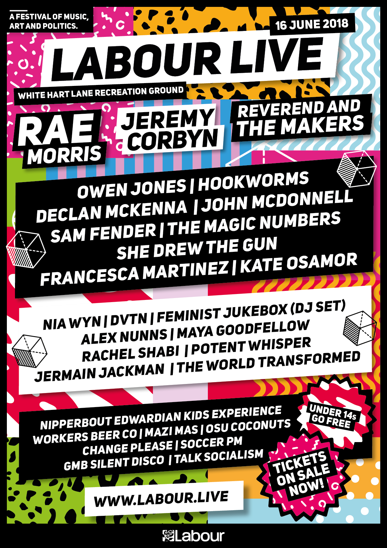 #LabourLive is less than 2 weeks away! Have you got your tickets yet? �� https://t.co/KKiS3MYvpH https://t.co/p9tSOkiupf