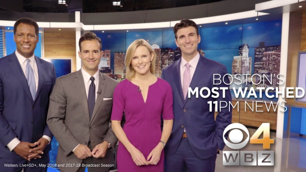 Thank you for making us Boston's Most Watched Station and