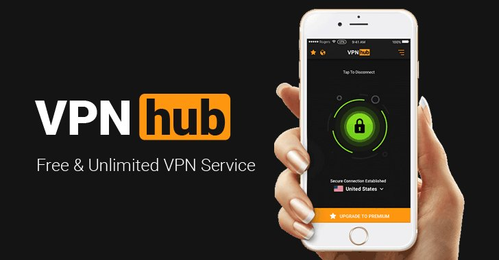 ⚡Pornhub launches #VPNhub – a free and unlimited VPN service for anything (including p*rn)  https://t.co/BglN8AdYze